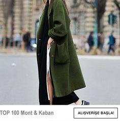 Sokak stilinizi tamamlayacak mont ve kabanlar √ http://brnstr.co/TOP100Kaban #brandstore #online #alisveris