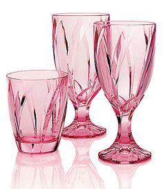 Noritake Breeze Pink Drinkware