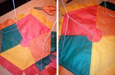 How to make a kite (Barriletes) - Nine Productions