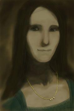 Mona's daughter