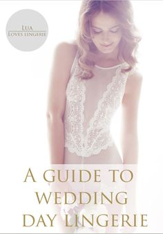 If you are confused about what to wear under your wedding dress, then this guide is for you. From backless bras, to low back bodies, there are a number of options. Oh and don't forget the honeymoon lingerie either! #Weddingguide #weddinglingerie #bridallingerie #bridalfashion #weddingtrends #lowbackdress #honeymoon #weddingdayideas #weddingday #beautifullingerie #luxurylingerie #lowbackdress #weddingnight Less