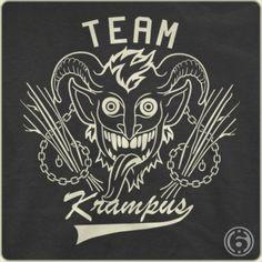 Team Krampus Detail
