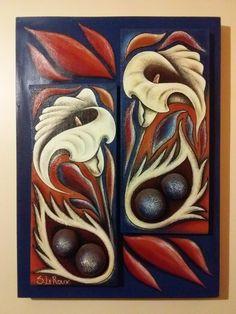 Painted by Susan Pienaar Unique, Crafts, Painting, Art, Art Background, Manualidades, Painting Art, Kunst, Paintings