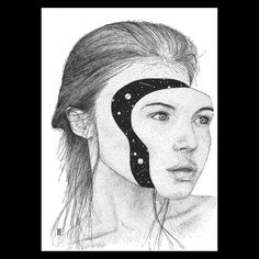 Fresh WTFDotworkTattoo Find Fresh from the Web Inner Universe . In every single girl in every single woman there is a hidden universe that we men will never fully understand. But sometimes thats the most beautiful thing in it. . GIVEAWAY SOON . #love #woman #eyes #faith #sadness #beautiful #inner #universe #ink #drawing #blackandwhite #artwork #art #blackwork #blackink #linework #doodle #sketch #draw #iblackwork #instahun #mik #ikozosseg #illustration #pointillism #dotwork #death #darkness…