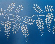 Plantilla de macetas de flor de Pascua por kraftkutz en Etsy