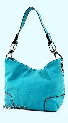 Noble Mount Simple Classic Hobo Handbag