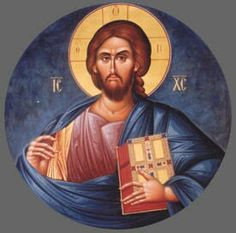 Icon of Jesus Christ Sign Of The Cross, Orthodox Icons, Holi, Jesus Christ, Mona Lisa, Disney Characters, Fictional Characters, Traditional, Disney Princess