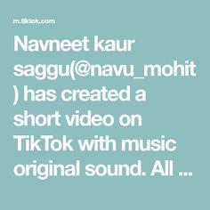 Navneet kaur saggu( has created a short video on TikTok with music original sound. All the way from Australia ✈️🥰 thankoo hubby ji😘💕💕 All The Way, Texts, Australia, The Originals, Music, Musica, Musik, Muziek, Music Activities
