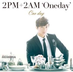 [WOOYOUNG] 2PM+2AM 'ONE DAY' Japanese Single Album, 2PM's Wooyoung Jacket Solo Single. || Source + Photo : @2PM_Memoria via twitter.com #2AM #2PM #Wooyoung #ONEDAY #JapaneseSingleAlbum