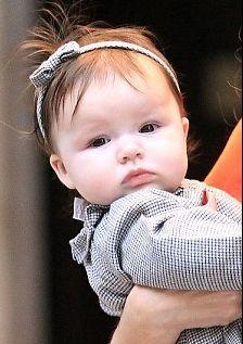 Harper Seven Beckham...
