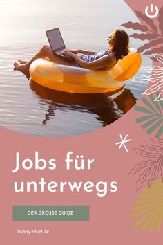 Reisen und dabei Geld verdienen? Diese Jobs erlauben dir ortsunabhängig zu arbeiten und als digitaler Nomade zu leben. Blog, Beautiful Life, Earn Money Online, Freedom, Viajes, Tips, Blogging