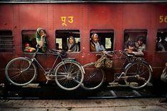 India by Rail | Steve McCurry