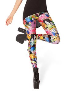 599e9a6958d77d US $6.99 |HOT Sexy Fashion Slim Pirate Leggins Pants Digital Printing  ADVENTURE TIME BRO BALL LEGGINGS For Women-in Leggings from Women's  Clothing on ...