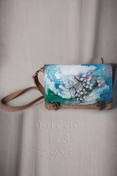 10 Genti De Piele Pictate Ideas Bags Fashion Cuff Bracelets