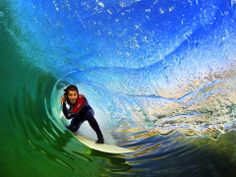 GoPro is essentially a little-big camera. Designed to withstand extreme weather conditions and rough treatment,