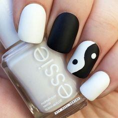 Yin and Yang. I love this!!!