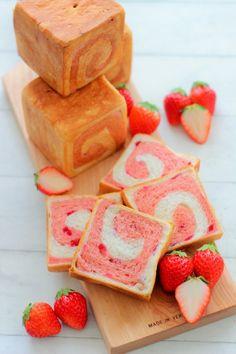 「イチゴのミニキューブ」あいりおー | お菓子・パンのレシピや作り方【corecle*コレクル】