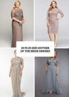 20-stunning-plus-size-mother-of-the-bride-dresses - Weddingomania