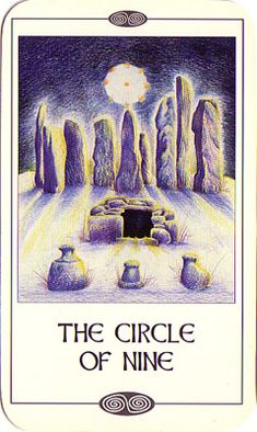 The Circle of Nine - The Second Circle (Celtic Shaman Pack)
