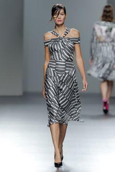 Juan Vidal - Madrid Fashion Week P/V 2014 #mbfwm