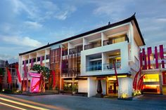 Nestled in Hearth of Seminyak Kuta Bali, The Favehotel Seminyak is Two Star Hotel. it's ideal Hotel for you to get Holiday in Bali, Stay Cool no rules. Kuta Bali, Hotel Website, Hotel Reservations, Top Hotels, Bali Travel, Best Budget, Best Location, Hotel Deals, Lodges