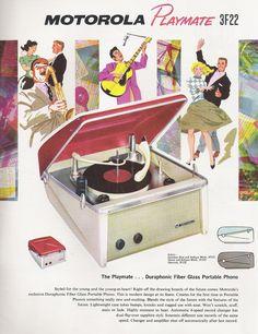 Motorola, 1958.