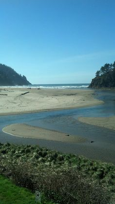 Neskowin beach _ Oregon Coast