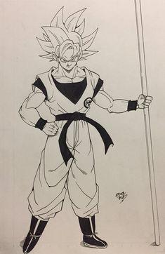 Goku Mastered Migatte no Gokui