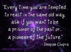 Great Quote by Deeprak Chopra