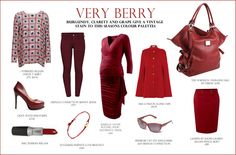 Very Berry - The Warwick Changing Bag