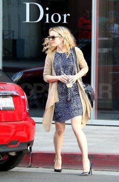 Rachel McAdams: Rachel McAdams went to Dior.