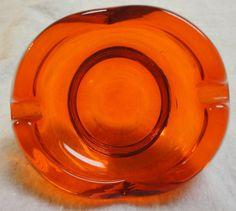 Viking Glass Nesting Ashtray