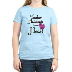 920f708efbe Teachers Assistants Have Heart T-Shirt Ghost Halloween Costume