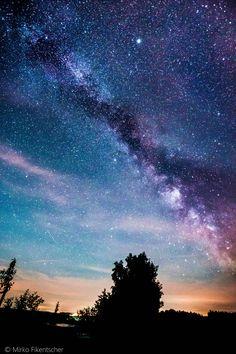 Milky Way Explorer