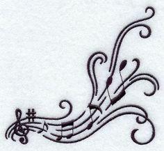 music #tattoo patterns #tattoo design