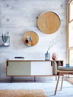 Interior inspiration   OTTO Andas pailga indauja Home Living, Living Room, Modern Cottage, Credenza, Entryway, Cabinet, Storage, Furniture, Home Decor
