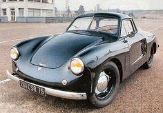 1954 Renault 4CV Vernet-Pairard ✏✏✏✏✏✏✏✏✏✏✏✏✏✏✏✏ IDEE CADEAU / CUTE GIFT IDEA  ☞ http://gabyfeeriefr.tumblr.com/archive ✏✏✏✏✏✏✏✏✏✏✏✏✏✏✏✏