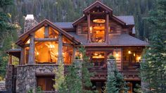 Edgewood Log Homes