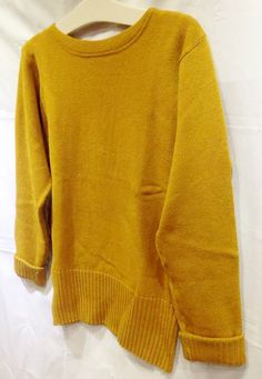 30's~40's SPALDING Boat Neck Sweater