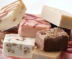 Chocolatando Idéias: Fudge a nova sensação do momento