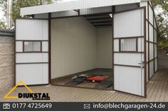 Montage, Room, Furniture, Home Decor, Prefab Garages, Sheet Metal, Bedroom, Decoration Home, Room Decor