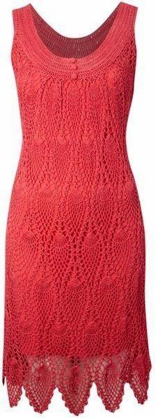 Ivelise Feito à Mão: Vestidos Maravilhosos Em Crochê