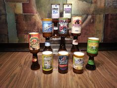 Click here to get A Scented Beer Bottle Candle with NO Pedestal for $12 https://www.etsy.com/listing/242537538/scented-beer-bottle-candle-with-no  This is not just a novelty Beer Gift Candle! Our Beer Gift Candles are made with a high quality wax and have an amazing scent throw!!! All of