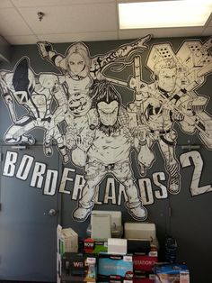 #Borderlands 2 Fan Art