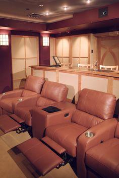 Home Theater Showroom