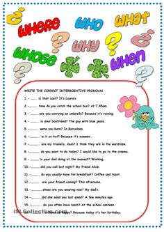 Sts complete the sentences using the correct pronoun. Adjective Worksheet, Pronoun Worksheets, English Grammar Worksheets, Hindi Worksheets, Grammar Practice, Grammar Lessons, Grammar Book, English Lessons, Learn English