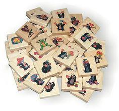 houten #memo spel van #molletje en zijn vriendjes