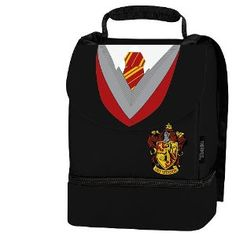 #Gryffindor lunch box. #HarryPotter