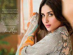 Kareena Kapoor for Faraz Manan's Crescent Lawn Collection | PINKVILLA