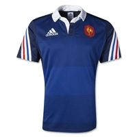 France 13/14 Home Rugby Jersey. PRICE: 94.99USD NOW 34.99USD